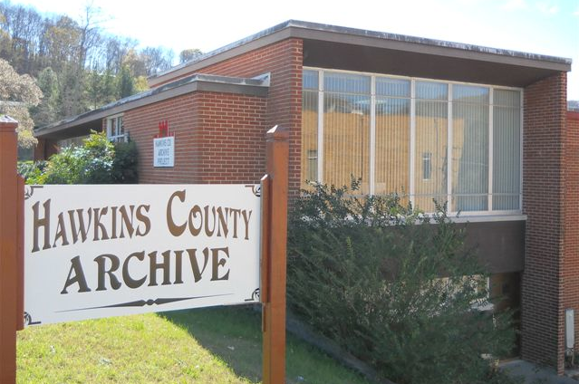 Hawkins County Genealogical and Historical Society